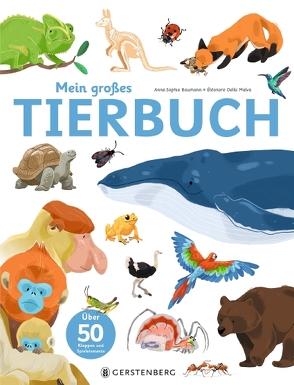 Mein großes Tierbuch von Baumann,  Anne-Sophie, Della Malva,  Éléonore, Panzacchi,  Cornelia