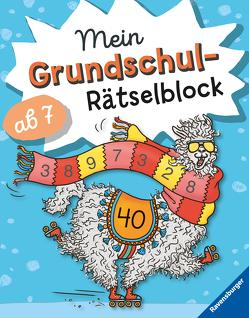Mein Grundschul-Rätselblock von Dölling,  Andrea, Schrank,  Oliver, Selbach,  Gabi