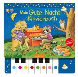 Mein Gute-Nacht-Klavierbuch von Georg,  Christine