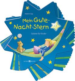 Mein Gute-Nacht-Stern von Ackroyd,  Dorothea, Sigg,  Stephan