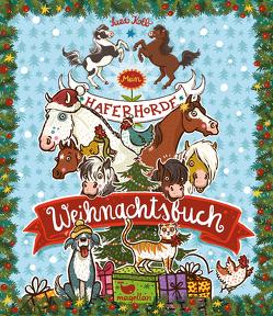 Mein Haferhorde Weihnachtsbuch von Dulleck,  Nina, Kolb,  Suza
