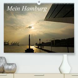 Mein Hamburg (Premium, hochwertiger DIN A2 Wandkalender 2021, Kunstdruck in Hochglanz) von Schiller (Kasomi),  Michael