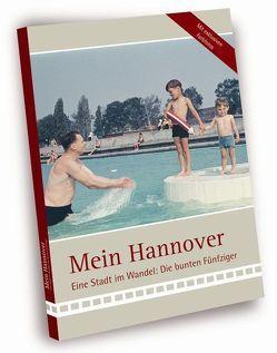 Mein Hannover von Sesselmann,  Hans, Sesselmann,  Matthias, Strebe,  Bert