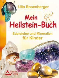 Mein Heilsteinbuch von Rosenberger,  Ulla