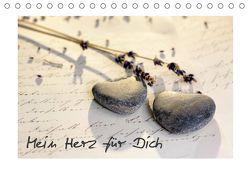 Mein Herz für Dich (Tischkalender 2019 DIN A5 quer) von Mueringer,  Christian
