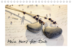 Mein Herz für Dich (Tischkalender 2020 DIN A5 quer) von Mueringer,  Christian