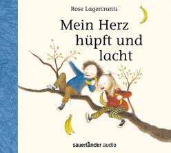 Mein Herz hüpft und lacht von Kutsch,  Angelika, Lagercrantz,  Rose, Steier,  Ulrich, Teichmüller,  Ilka
