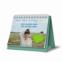 Mein Herz schlägt grün – Woche für Woche durchs Jahr mit Louisa Dellert von Louisa Dellert