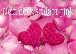 Mein Herz schlägt pink (Wandkalender 2020 DIN A3 quer) von Haase,  Andrea