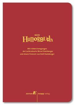 Mein Humorbuch von Steinberger,  Emil, Steinberger,  Niccel