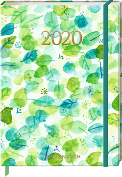 Mein Jahr 2020 (Blätterregen)