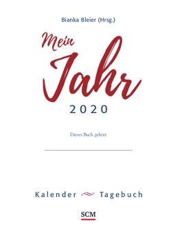 Mein Jahr 2020 – Loseblatt von Bleier,  Bianka