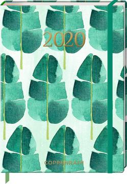 Mein Jahr 2020 (Palmenblätter)