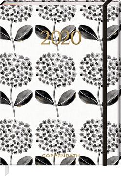 Mein Jahr 2020 (Schwarze Blüten)