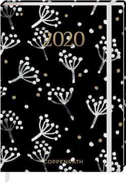 Mein Jahr 2020 (Weiße Blüten)