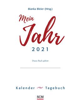 Mein Jahr 2021 – Loseblatt von Bleier,  Bianka
