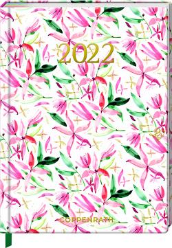 Mein Jahr 2022 – Blüten (All about rosé)