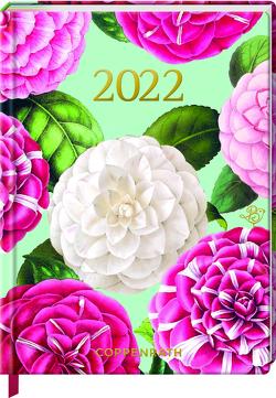 Mein Jahr 2022 – Kamelien (Edition Barbara Behr) von Behr,  Barbara