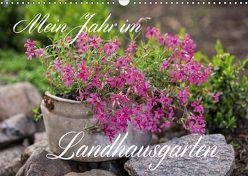 Mein Jahr im Landhausgarten (Wandkalender 2019 DIN A3 quer) von Haase,  Andrea