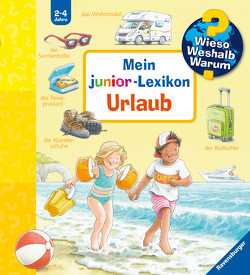 Mein junior-Lexikon: Urlaub von Nieländer,  Peter