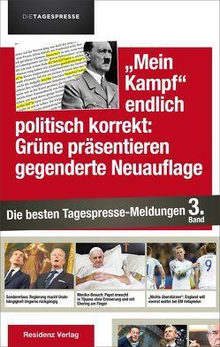 """""""Mein Kampf"""" endlich politisch korrekt: Grüne präsentieren gegenderte Neuauflage von Die Tagespresse"""