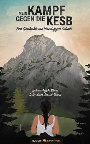 Mein Kampf gegen die KESB von Autorin Ang(i)e Stones & Co-Autor Christof Ruckli
