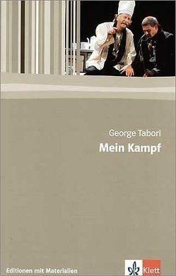 Mein Kampf von Grützmacher-Tabori,  Ursula, Tabori,  George