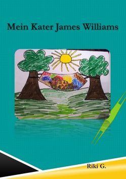 Mein Kater James Williams von G.,  Riki