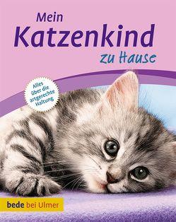 Mein Katzenkind zu Hause von Kurt,  Aline