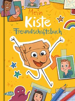 Mein Kiste-Freundschaftsbuch von Heidschötter,  Uwe, Wirbeleit,  Patrick