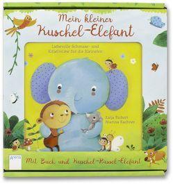 Mein kleiner Kuschel-Elefant von Rachner,  Marina, Richert,  Katja