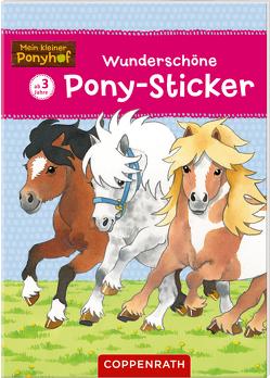 Mein kleiner Ponyhof: Wunderschöne Pony-Sticker von Roß,  Thea