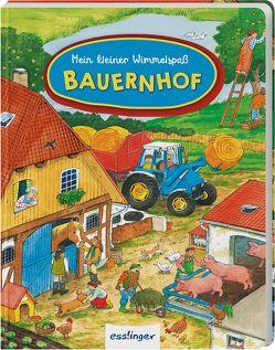 Mein kleiner Wimmelspaß: Bauernhof von Wandrey,  Guido