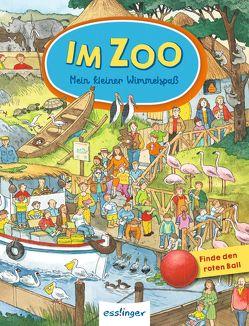 Mein kleiner Wimmelspaß: Im Zoo von Wandrey,  Guido