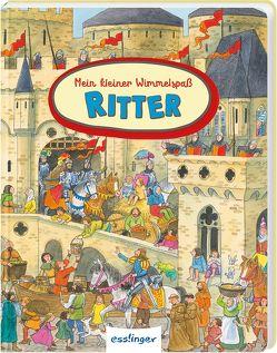 Mein kleiner Wimmelspaß: Ritter von Wandrey,  Guido