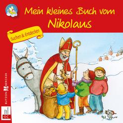 Mein kleines Buch vom Nikolaus von Leberer,  Sigrid