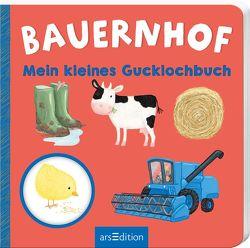 Mein kleines Gucklochbuch Bauernhof von Harmer,  Sharon