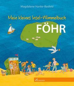 Mein kleines Insel-Wimmelbuch Föhr von Hanke-Basfeld,  Magdalene