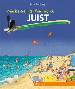 Mein kleines Insel-Wimmelbuch Juist von Robitzky,  Marc