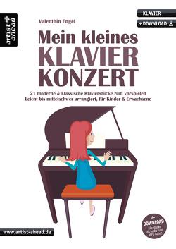 Mein kleines Klavierkonzert von Engel,  Valenthin