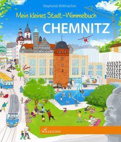 Mein kleines Stadt-Wimmelbuch Chemnitz von Brittnacher,  Stephanie