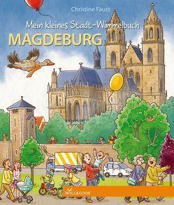 Mein kleines Stadt-Wimmelbuch Magdeburg von Faust,  Christine