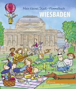 Mein kleines Stadt-Wimmelbuch Wiesbaden von Borries,  Tobias