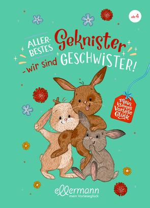 Mein kleines Vorleseglück. Allerbestes Geknister – wir sind Geschwister! von Nahrgang,  Frauke, Paehl,  Nora, Schulte,  Susanne