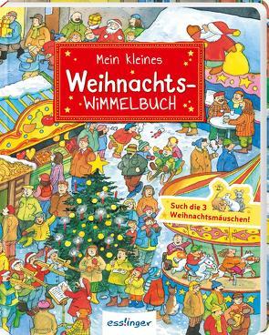 Mein kleines Weihnachts-Wimmelbuch von Wandrey,  Guido