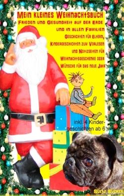 Mein kleines Weihnachtsbuch – Frieden und Gesundheit auf der Erde und in allen Familien von Sültz,  Renate, Sültz,  Uwe H.