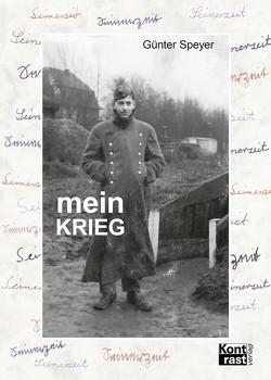 Mein Krieg von Speyer,  Günter