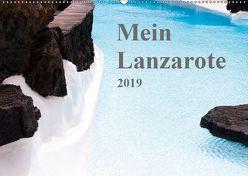 Mein Lanzarote (Wandkalender 2019 DIN A2 quer) von r.gue.