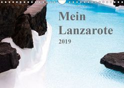 Mein Lanzarote (Wandkalender 2019 DIN A4 quer) von r.gue.
