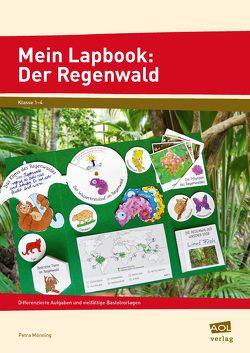 Mein Lapbook: Der Regenwald von Mönning,  Petra